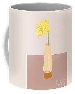 Island Daffodil Coffee Mug