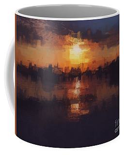 Island In The City Coffee Mug
