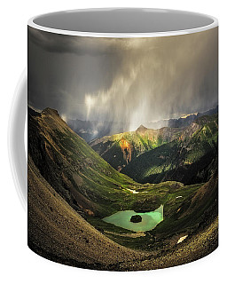 Island Lake Coffee Mug