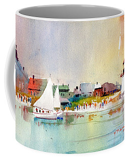 Island Light Coffee Mug