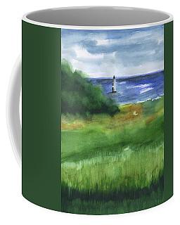 Cockspur Island Lighthouse Coffee Mug