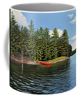 Island Retreat Coffee Mug