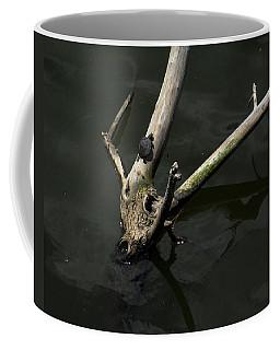 Island Sanctuary Coffee Mug