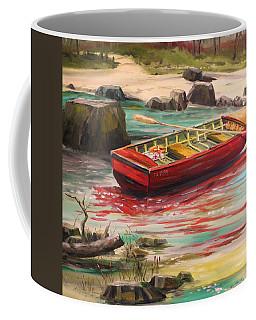 Island Shade Coffee Mug