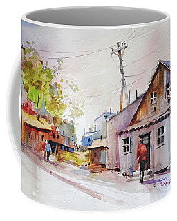 Island Shipyard Coffee Mug
