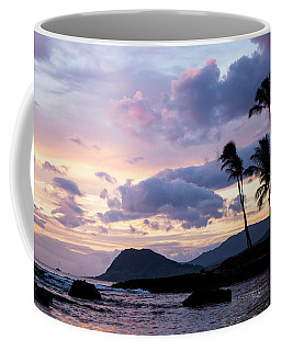 Coffee Mug featuring the photograph Island Silhouettes  by Heather Applegate