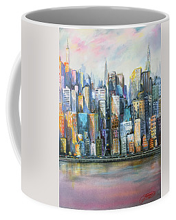 Island Sunrise Coffee Mug