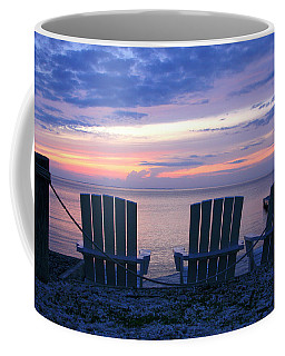 Island Time Coffee Mug by Catherine Alfidi
