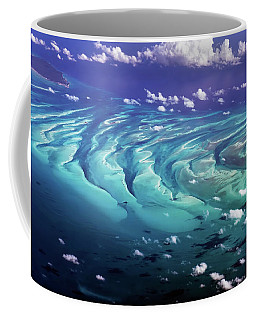 Island Under The Sea Coffee Mug