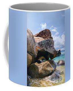 Island Virgin Gorda The Baths Coffee Mug
