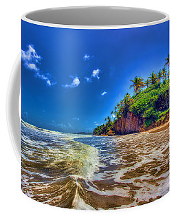 Island Wave Coffee Mug