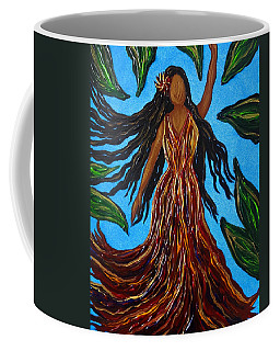 Island Woman Coffee Mug