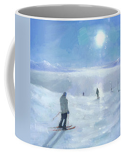 Islands In The Cloud Coffee Mug