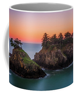 Coffee Mug featuring the photograph Islands In The Sea by Darren White