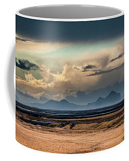 Islands In The Sky Coffee Mug