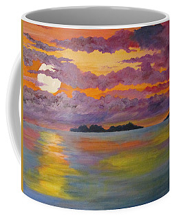 Islands Of Delight Coffee Mug