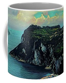 Isle Of Capri Italy Coffee Mug