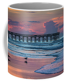 Isle Of Palms Morning Coffee Mug
