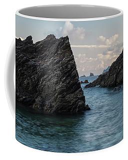 Islets At The Bottom Of The Rocks Coffee Mug