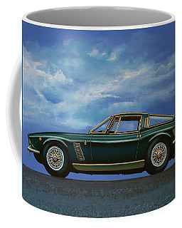 Iso Grifo Gl 1963 Painting Coffee Mug