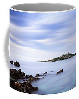 Isola Delle Femmine Coffee Mug by Ian Good