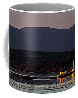 Isolated Lighthouse Coffee Mug