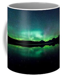 Iss Aurora Coffee Mug