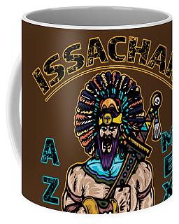 Issachar Aztec Warrior Coffee Mug