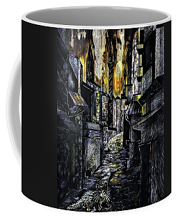 Istanbul Impressions. Lost In The City. Coffee Mug