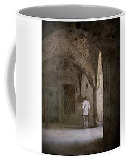 Coffee Mug featuring the photograph Istanbul, Turkey - The Old Han by Mark Forte
