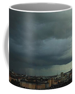 Coffee Mug featuring the photograph It Gets Better by Ivana Westin