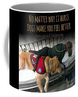 It Hurts Coffee Mug