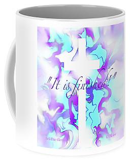 It Is Finished Coffee Mug