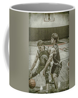 Coffee Mug featuring the photograph It Is My Ball by Ronald Santini