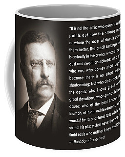 It Is Not The Critic Coffee Mug