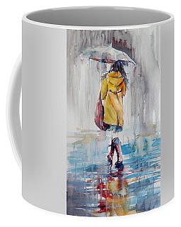 It Is Raining Coffee Mug