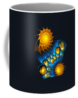 It Is Time Coffee Mug by Anastasiya Malakhova
