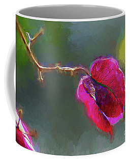 Coffee Mug featuring the photograph It Is Very Clear To Me Now by John Kolenberg