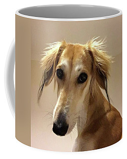 It Looks Like It Will Be A Bad Hair Day Coffee Mug
