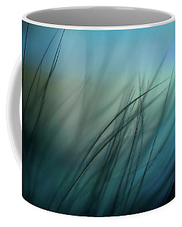 It Takes Courage To Stay Delicate Coffee Mug