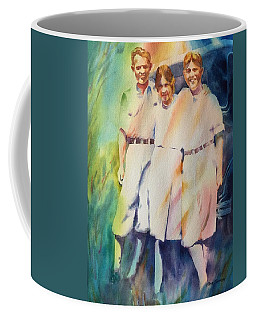 It Was Paradise Here With You Coffee Mug