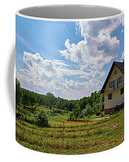 Coffee Mug featuring the photograph It Would Be Nice by Tgchan