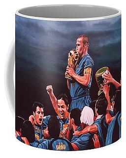 Italia The Blues Coffee Mug