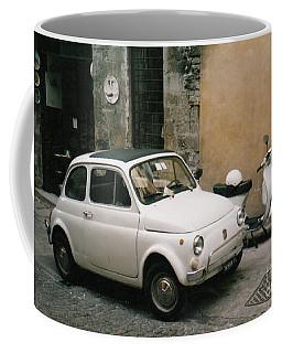 Italian Classic Commute  Coffee Mug