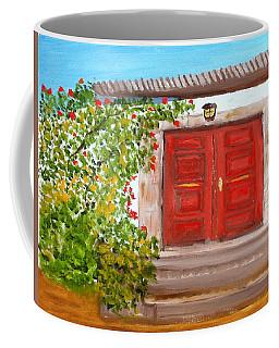 Italian Country Door Entrance Coffee Mug