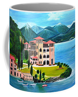Italian Landscape-casino Royale Coffee Mug