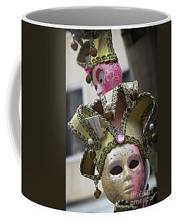 Italian Mask In Venice Coffee Mug
