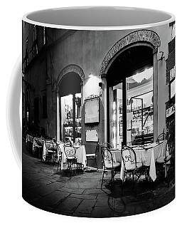 Italian Restaurant In Lucca, Italy Coffee Mug