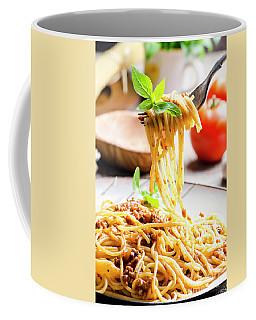 Italian Spaghetti Bolognese Coffee Mug