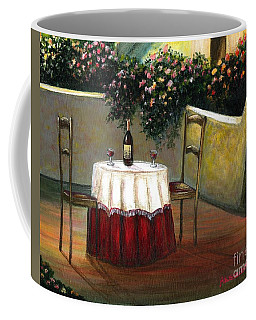 Italian Table Coffee Mug